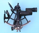 Tamaya Jupiter Sextant with 7x35 Monocular Scope