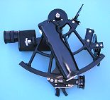 Back of Spica Sextant