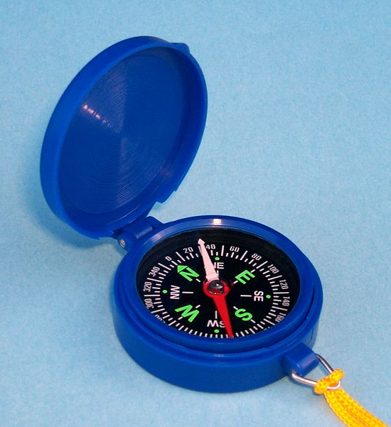 Backpacker's Compass