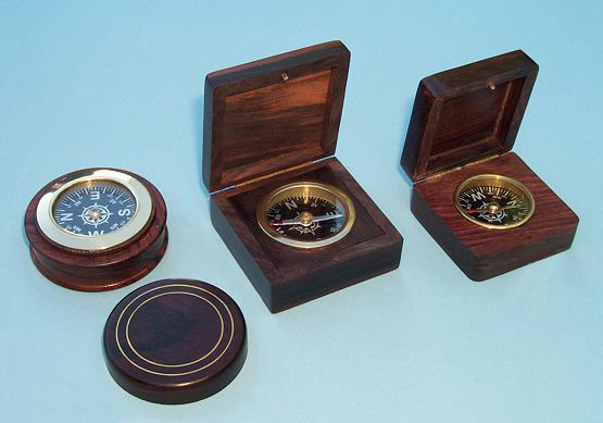 Rosewood Compasses