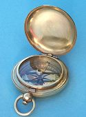 World War I Pocket Compass Reproduction