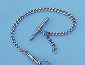 Optional Stainless Silver Chain