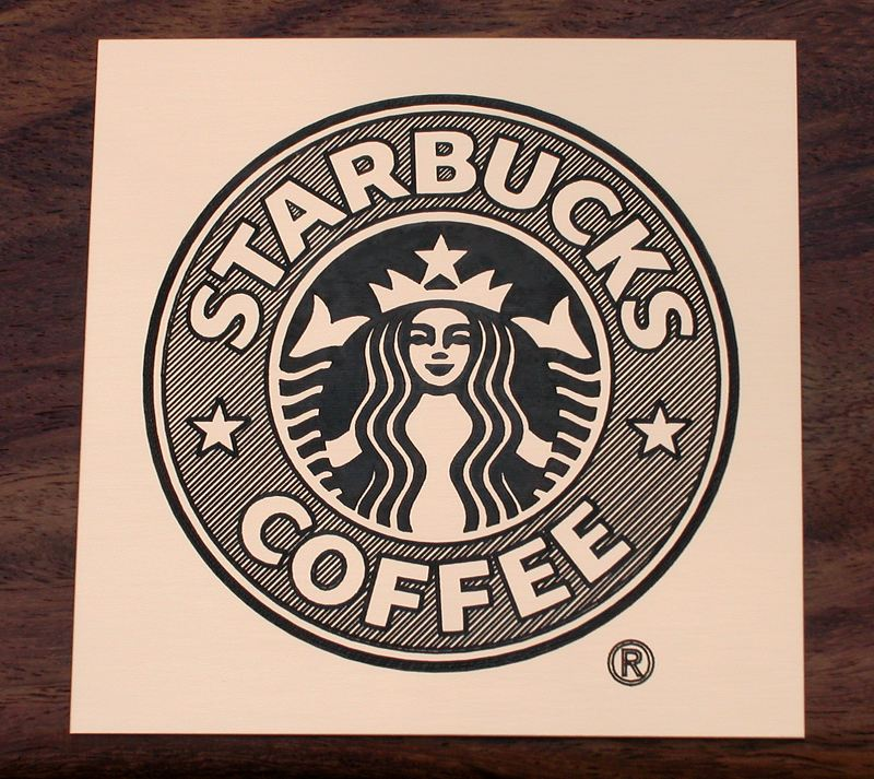 Starbucks Logo Example