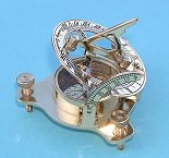 Small Sundial Compass