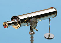 Detail of Victorian<br>Desk Telescope