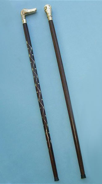 Rosewood Walking Sticks
